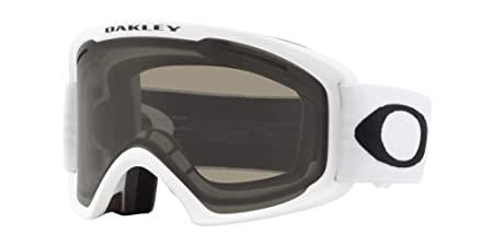 Oakley O Frame 2.0 Asian Fit Snow Goggle, Matte White, Large