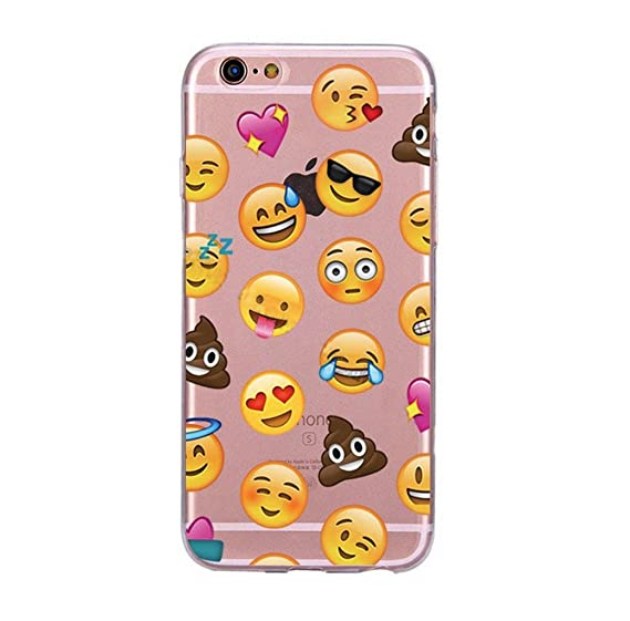 IPhone SE 5 5S CaseiPhone Emoji Soft