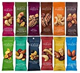 Sahale Snacks - All Natural Glazed Mixed Nut Blend Variety Combo - 1 of Each Flavor - Grab And Go Size - 1.5 Ounces Per Bag (Pack of 12 Bags)