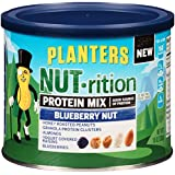 Planters Nutrition Protein Mix, Blueberry Nut, 10 Ounce