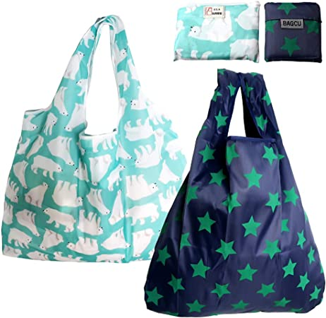 small folding shopping bags