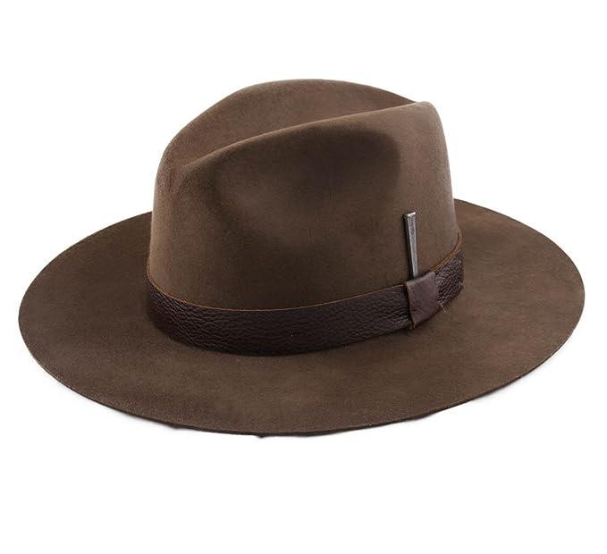 1b3cfbe52575c Bailey of Hollywood Bankhead Wool Felt Fedora Hat Size M  Amazon.ca ...
