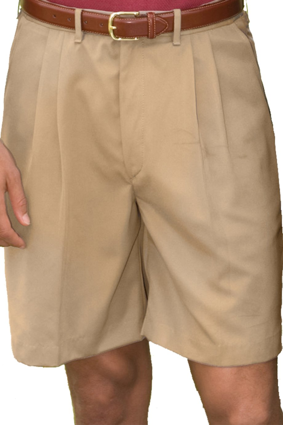 Edwards Garment SHORTS メンズ B01BQZKPA2 36 タン タン 36