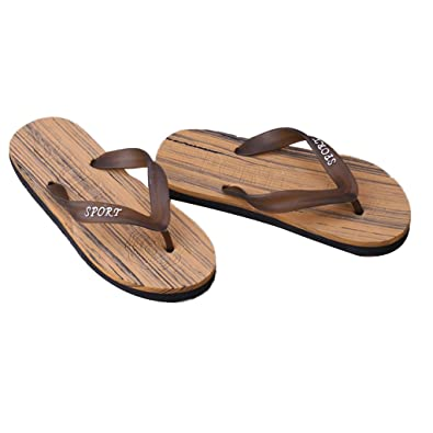 Mimgo Summer Men's Fashion Casual Sandals Slippers Home Beach