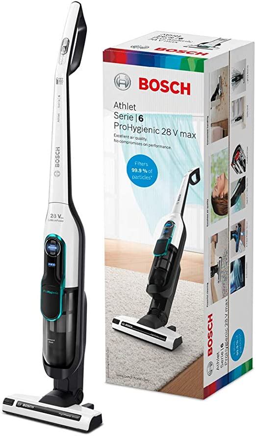 Bosch Serie|6 Athlet ProHygienic Aspirador sin Cables, 3 ...