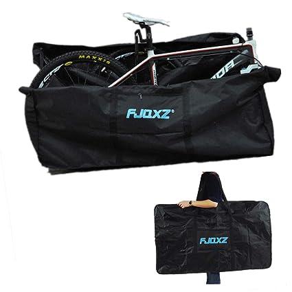 Amazon.com: Kisshome - Bolsa de transporte para bicicleta ...