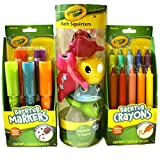 Baby : Crayola Bath Time Fun Bundle Including Bathtub Markers, Bathtub Crayons and Bath Squirters