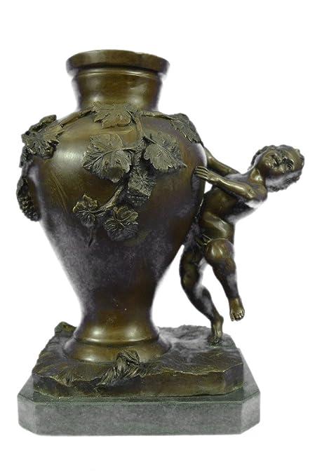 e22838409ec Amazon.com  Handmade European Bronze Sculpture Auguste Moreau French ...