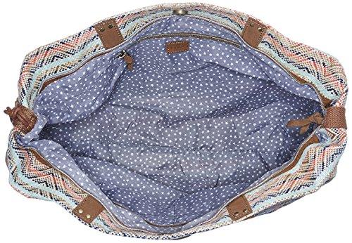 Mila Louise Nicolette - Bolso de tela para mujer talla única Beige (Lin#A/Rayure)