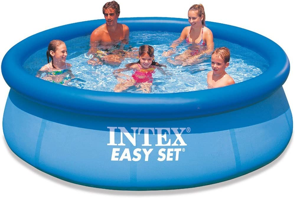 Docooler Intex Easy Set Piscina 305 x 76 cm 28122 GN: Amazon.es ...