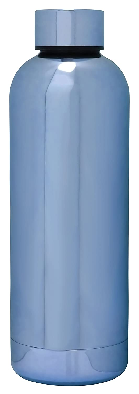 GHP 177938 EXQUIS Sports Water Bottle 17oz Blue