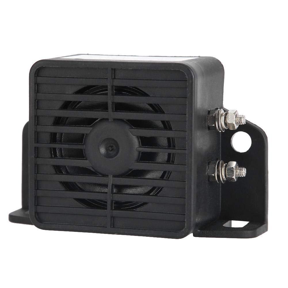 Fydun Car Horns 112dB Waterproof Car Reversing Backup Buzzer Horn Alarm Siren Speaker 12V-80V