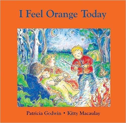 I Feel Orange Today (Annikins) by Patricia Godwin (2000-09-02)