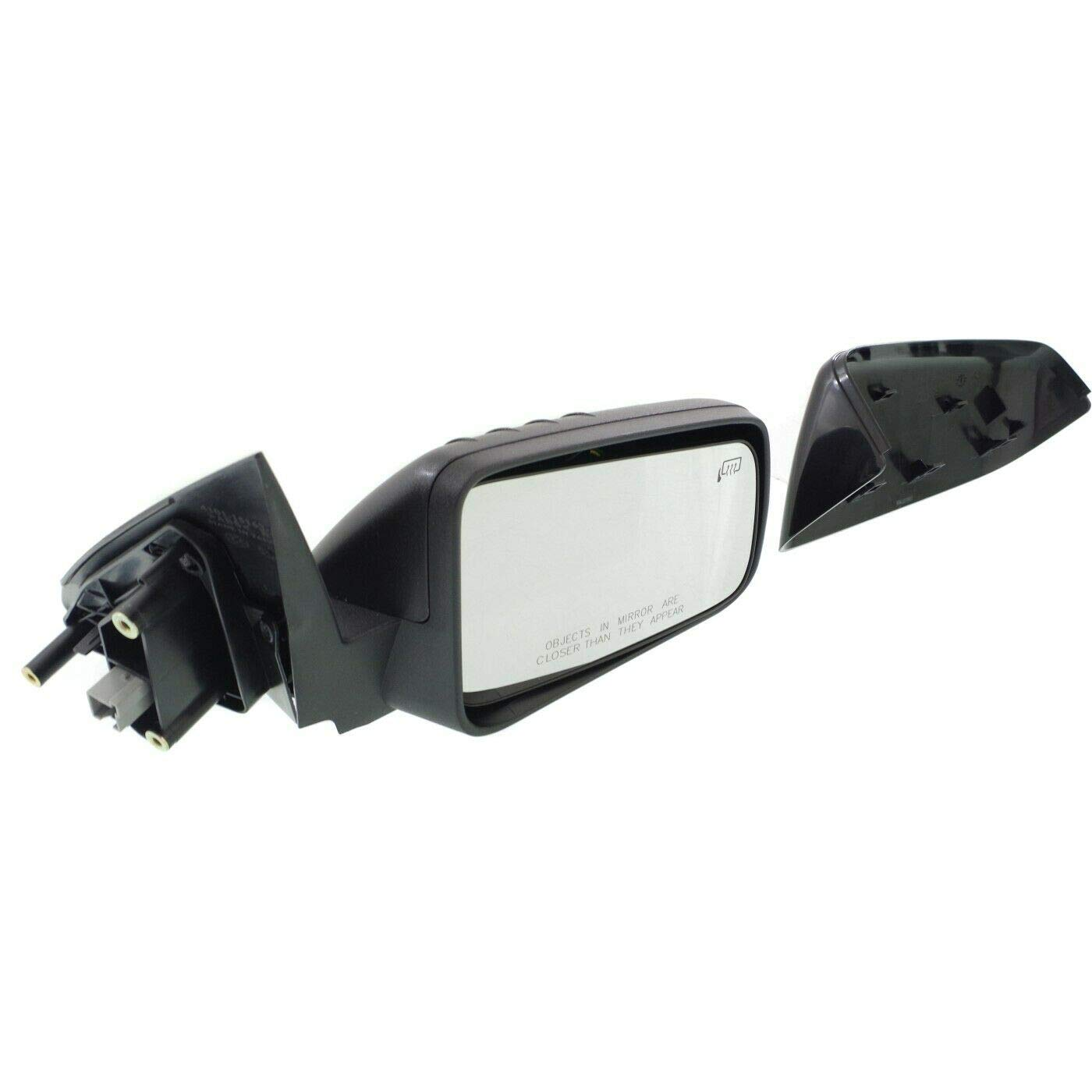 FO1321317 FO1321331 Make Auto Parts Manufacturing Passenger Right Side Power Operated Heated Door Mirror With 2 Caps For Ford Focus 2008 2009 2010 2011