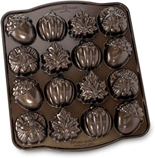 product image for Nordic Ware Seasonal Collection Autumn Cakelette Pan