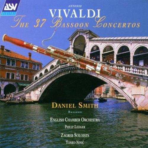 Vivaldi: The 37 Bassoon Concertos