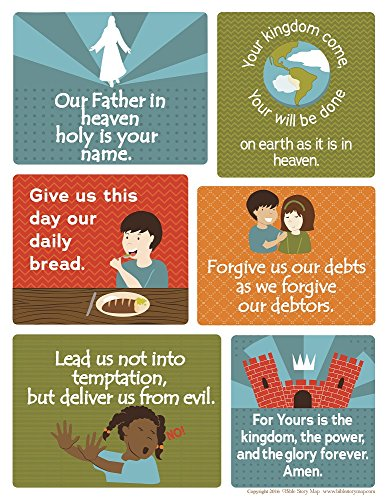 Lord's Prayer Poster - 17