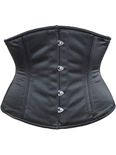 2de685383b Amazon.com  Orchard Corset CS-426 Standard Satin Corset  Clothing