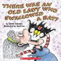There Was an Old Lady Who Swallowed a Bat Audiobook by Lucille Colandro Narrated by Skip Hinnant