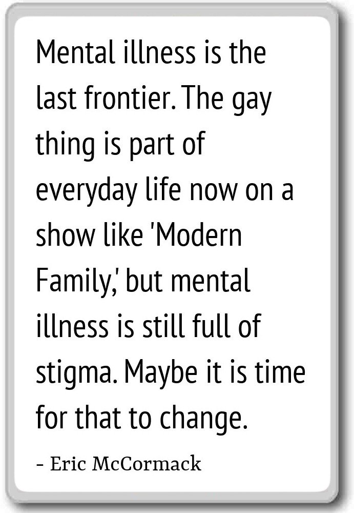 Amazon Mental Illness Is The Last Frontier The Gay Eric