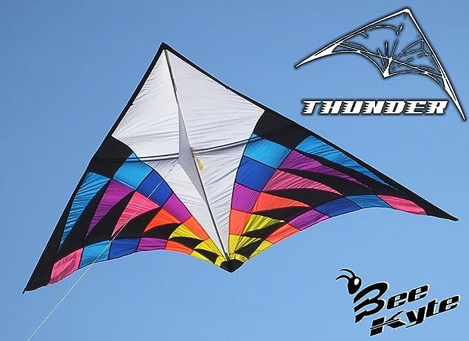 Bee-Kite Thunder - Cometa monocable ascensional 470 x 245 cm KAP ...