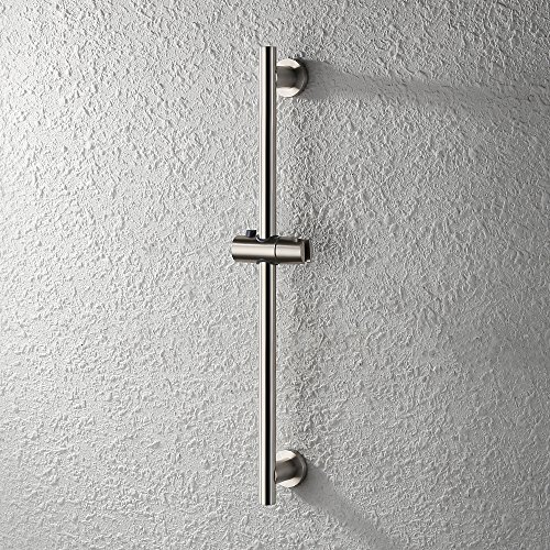 Bathroom Adjustable Handheld Brushed Stainless product image
