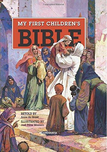 Children Bible, My First Children's Bible (Gold Foil) - Anne de Graaf