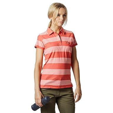 Regatta Camiseta de funbreak polo para mujer, Mujer, color rosa ...