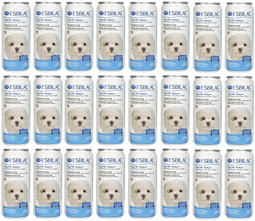 Esbilac Liquid for Puppies 11oz Cans (24-Pack) by Pet Ag
