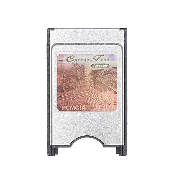 Docooler Adaptador Compact Flash PCMCIA Adaptador para ...