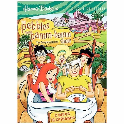 Pebbles and Bamm-Bamm Show: Complete Series by Sally Struthers -