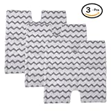 #9: KEEPOW 3 Pack Steam Mop Pads Replacement for Shark Lift-Away & Genius Steam Pocket Mop S3973D S6002 S5003D S6001 S6003 S5001 S5002 S3973WM