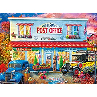 Buffalo Games - Country Life - Country Delivery - 1000 Piece Jigsaw Puzzle