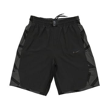 Nike M Nk Flx Hprelt Pantalón Corto Línea Kyrie Irving de Baloncesto, Hombre, Negro (Black / Black / Black), M: Amazon.es: Deportes y aire libre