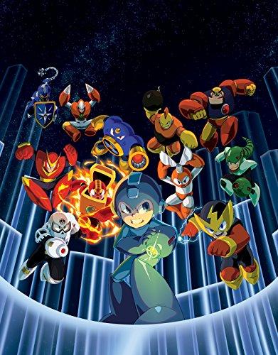 Poster Mega Man Retro Game (13 x