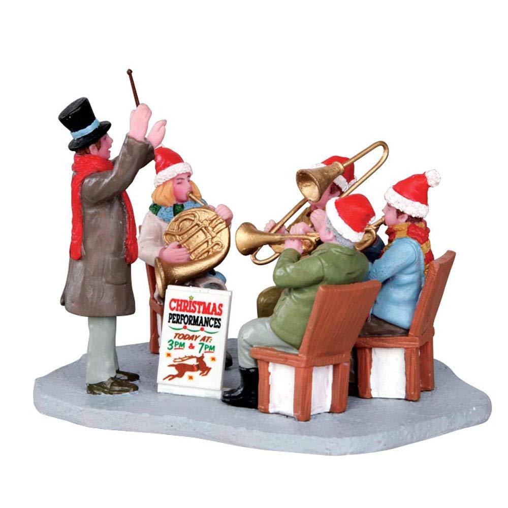 Lemax Christmas Vilalge, Gazebo Band