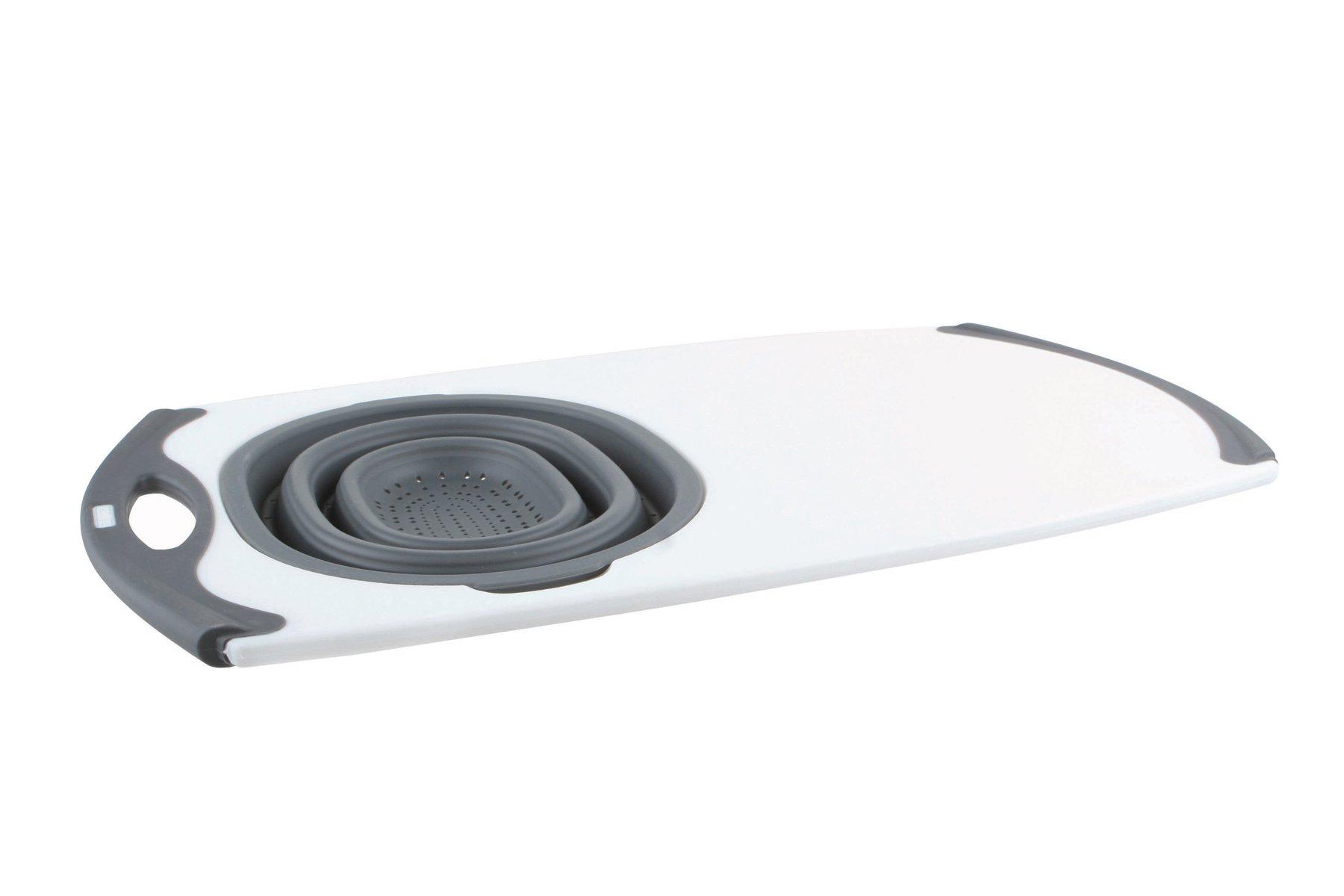 Dexas Over-the-Sink Strainer Grippboard