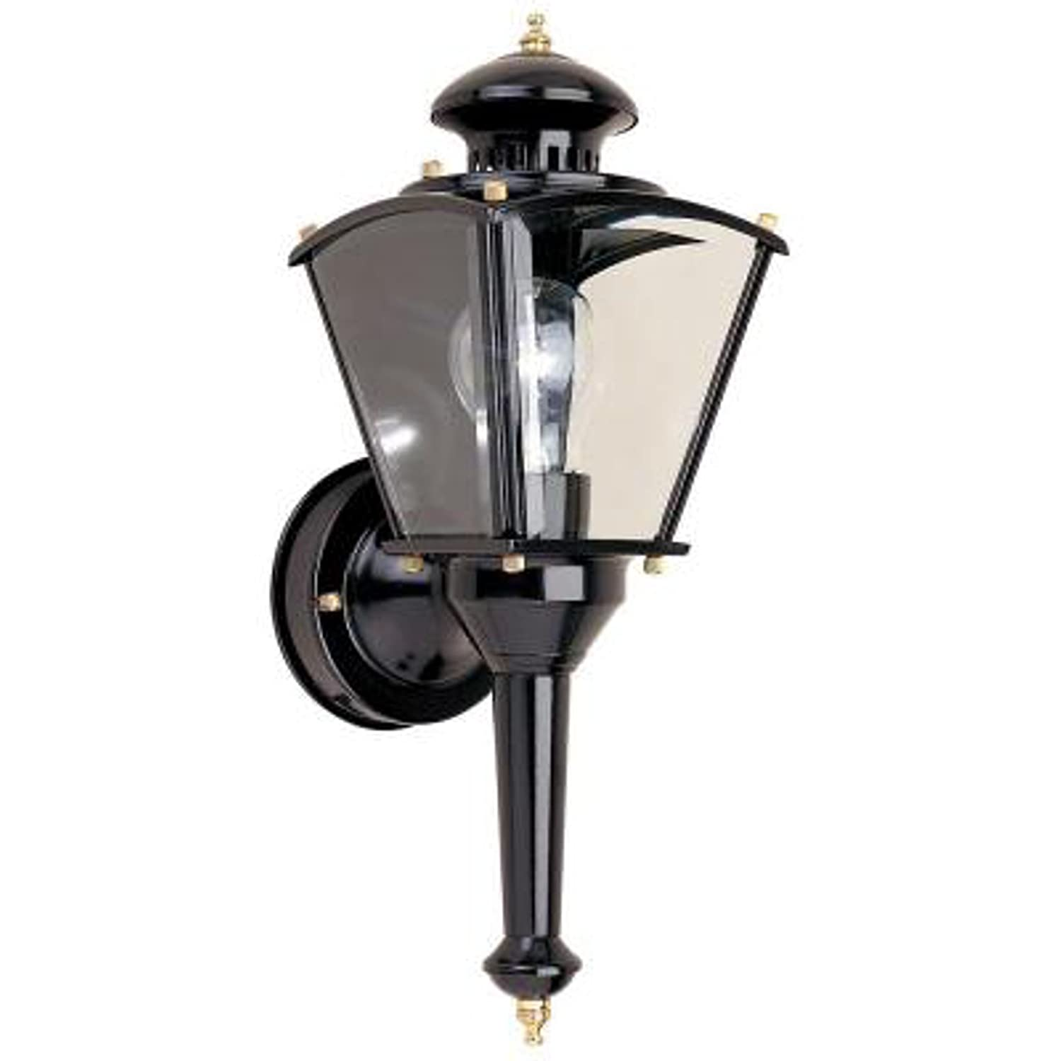 "Amazon 220 Degree Outdoor Motion Sens 17 13""h x 5 5""w x 6"