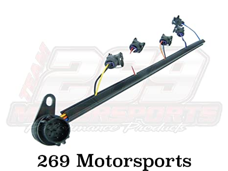 Terrific Amazon Com Land Rover Discovery 2 Td5 Fuel Injector Wiring Harness Wiring Digital Resources Sapebecompassionincorg