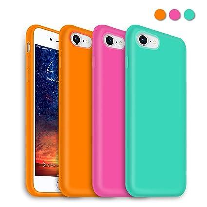 Amazon.com: Funda para iPhone 8 Slim, iPhone 7 Slim Funda ...