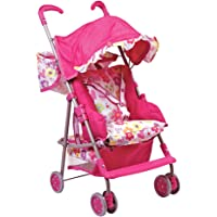 Adora Dolls 217602 Doll Accessories 3-in-1 Stroller, Car Seat, Back Pack Carrier, Perfect for Kids 3 Years & up