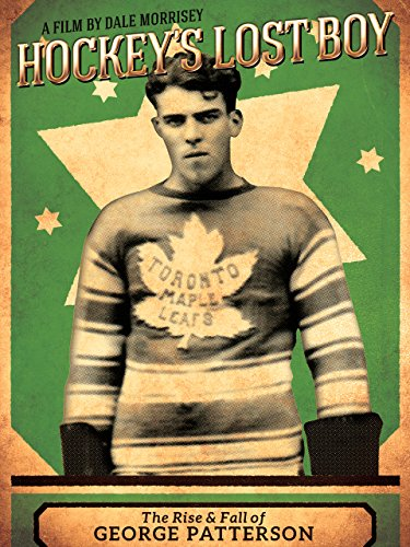 Hockey's Lost Boy: The Rise & Fall of George Patterson]()