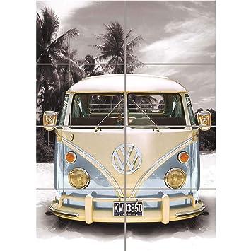 Amazon Com Doppelganger33ltd California Camper Vw Bus Van Car New