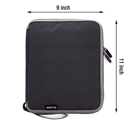 9d4b3d6e0dfc SPATTR cable organizer bag Travel Case   Toiletry Bag Electronics  Organizer multifunction organizer Portable Pouch with single side Anti-slip  elastic ...