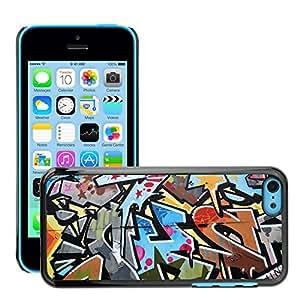 Print Motif Coque de protection Case Cover // V00002249 pintada del extracto // Apple iPhone 5C