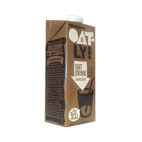 Oatly - Chocolate Oat Drink - 1L (Case of 6)