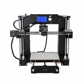 Anet A6 3D Desktop Impresora Prusa I3 DIY alta precisión cnc ...