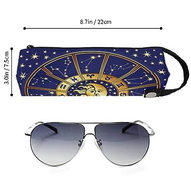 Amazon.com: Horoscope Zodiac - Estuche para gafas de sol y ...