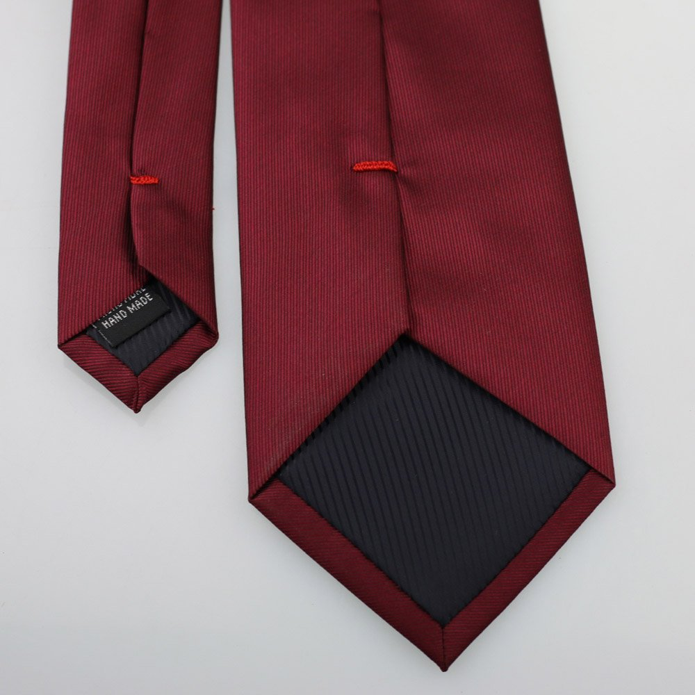 Coachella Ties Plain Two Color Contrast Knot Tie Microfiber Formal Windsor A And On Pinterest Necktie Black Burgundy At Amazon Mens Clothing Store