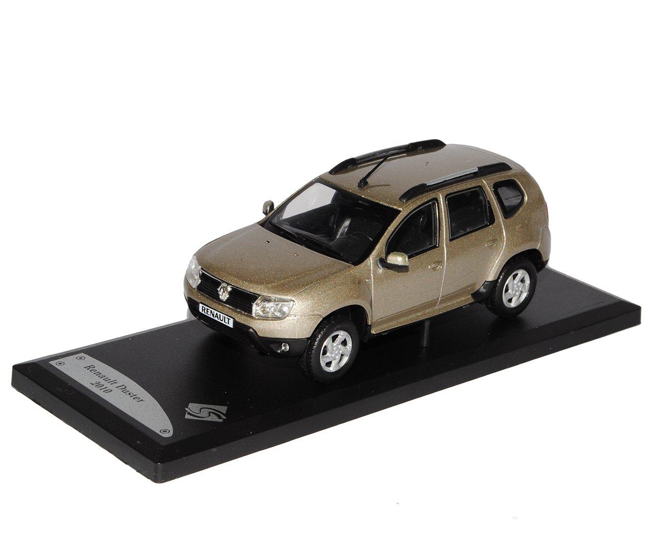 Renault Dacia Duster Ab 2010 Beige 1 43 Solido Modell Auto Modellauto